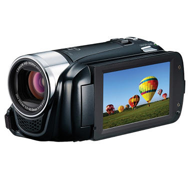 Canon HF R20 HD Camcorder - Black