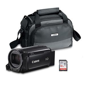 Canon VIXIA HF R700 Camcorder Bundle (black)