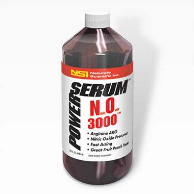 Nitric Oxide 3000 Liquid Supplement - 32 oz.
