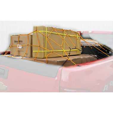 HitchMate 5' x 8' Cargo Stretch Web with Bag and 12 Hooks
