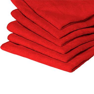 GarageMate Plush MicroFiber Cleaning Cloths - 20 Pack