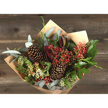 Pinecones and Berries Holiday Bouquet (10 pk.)