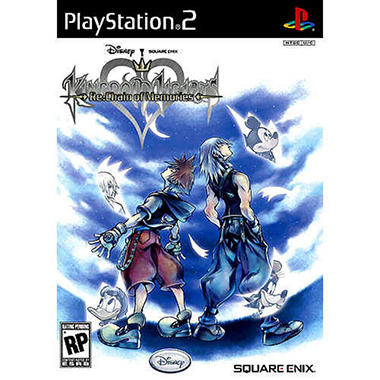 Kingdom Hearts Re: Chain of Memories - PS2