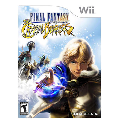 FF: Crystal Chronicles: The Crystal Bearers - Wii