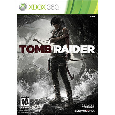 360 TOMB RAIDER M-RATED; 3/5 STREET