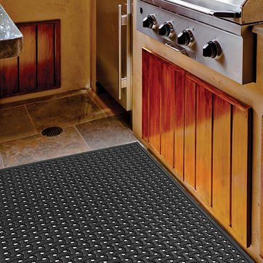Grillin Comfort - 3ft x 5ft - Black