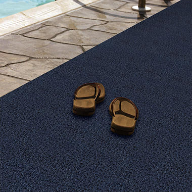 "Pool & Spa Mat - 4"" x 6"" - Navy"