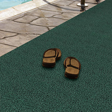 Pool & Spa Mat - 4' x 6' - Leaf Green