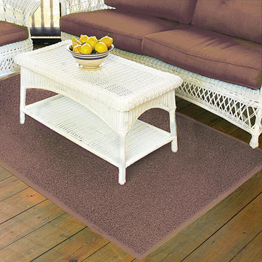 Loop Door Mat 4' x 6' - Sand