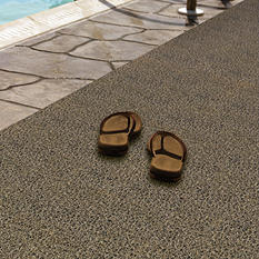 Pool & Spa Mat - 4' x 6' - Sand