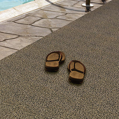 "Pool & Spa Mat - 4"" x 6"" - Sand"