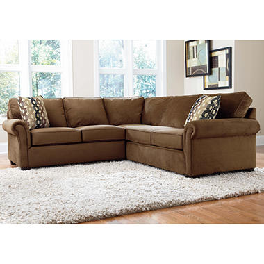 Aaron Sectional Sofa - 2 pc.