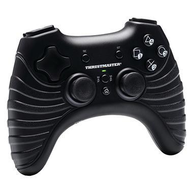 Thrustmaster T-Wireless Playstation 3 /PC Gamepad (Black)