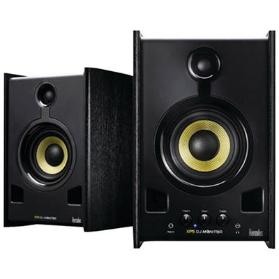 Hercules XPS 2.0 60 DJ Monitor Speakers