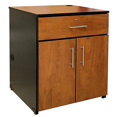 "Utility Cabinet 33"" - Grain Finish"