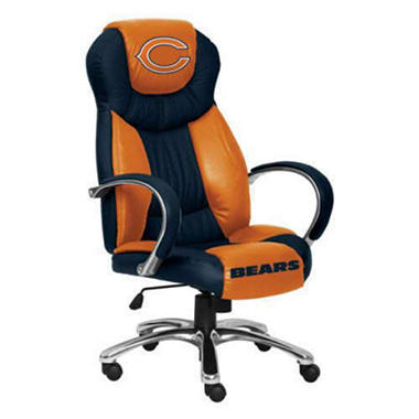 Chicago Bears NFL Team Office Chair - Sam's Club