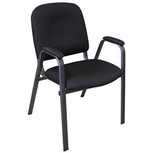 MGI - Commerical Quality Guest Chair - Black
