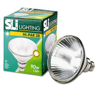 SLI Lighting Supreme Halogen Flood Light