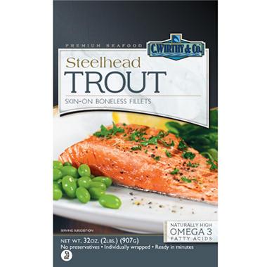 C.Wirthy & Co.™ Steelhead Trout - 32 oz.