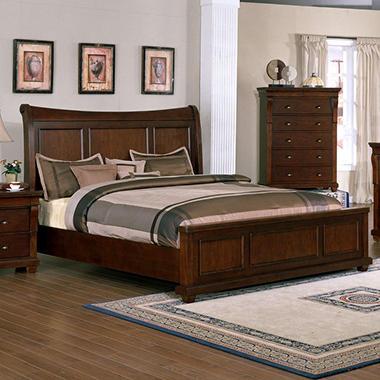 Winstonbury King Bedroom Set 4 Pc Sam 39 S Club