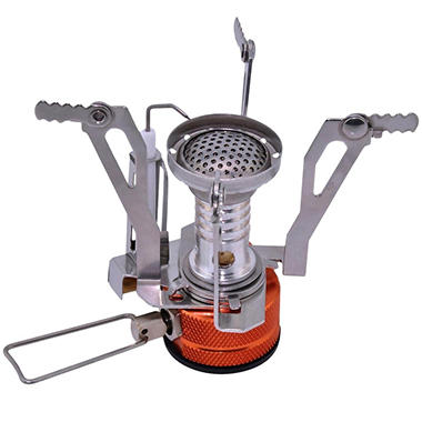 Mini Portable Ultralite Backpacking Camp Stove