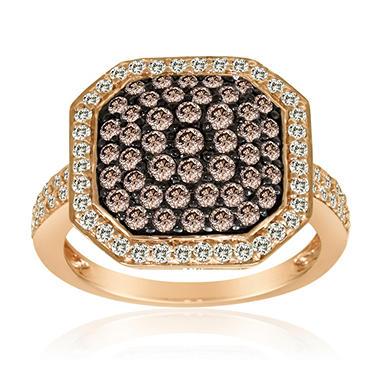 1.24 ct. t.w. Diamond Ring in 14K Rose Gold
