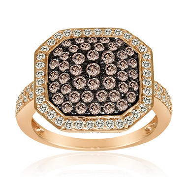1.24 ct. t.w. Diamond Ring in 14K Rose Gold