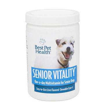 Best Pet Health MultiVitamin for Senior Dogs - 300 ct.