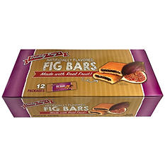 Daddy Ray's Fig & Fruit Bars - 4 oz. - 12 pk.