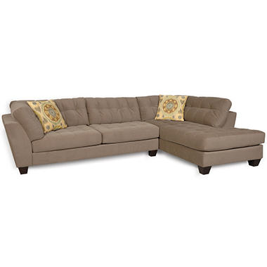 Grayson Sectional - 2 pc.