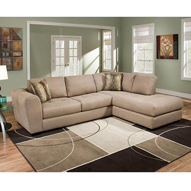 Grove Sectional - 2 pc.