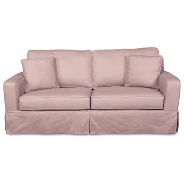 Slip Cover Sofa