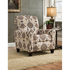 Chloe Pushback Accent Recliner