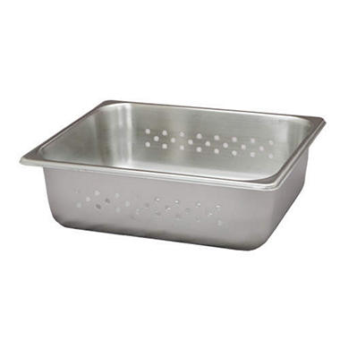 Perforated Half-Size Pan