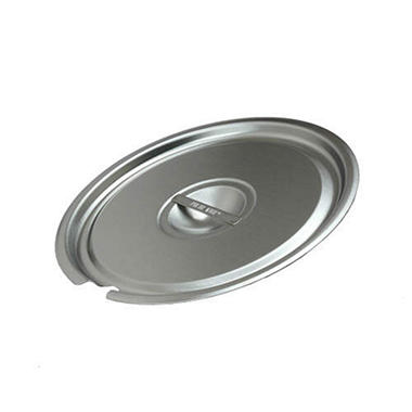 Stainless Steel Slotted Inset Cover - 7qt