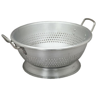 Artisan Metal Works Aluminum Colander - 11 or 16 qt.