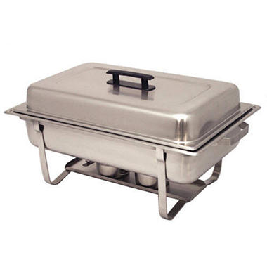 Polar Ware Stainless Steel Stackable Chafing Dish