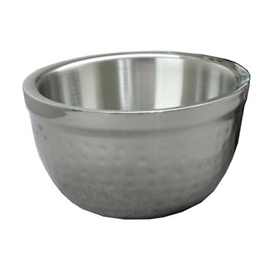 Artisan Metal Works Insulated Stainless Steel Bowl - Various Sizes