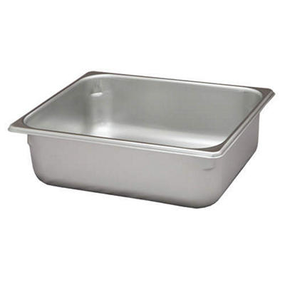 Bakers & Chefs Half Size Steam Table Pan - 2 pack