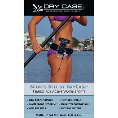 DryCASE Activity Sport Belt - Black