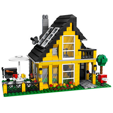 Lego Agents N House