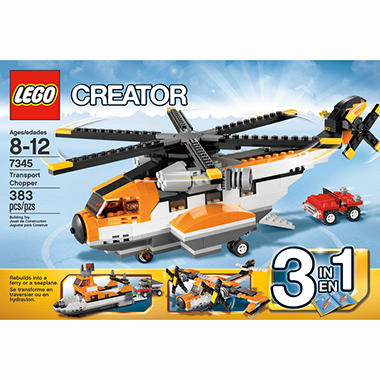 LEGO - Choose 1 of the 3 sets