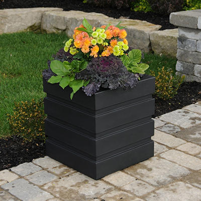 "Freeport Planter - 18"" x 18"""