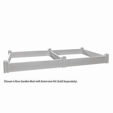 Kew Raised Garden Bed Extension Kit