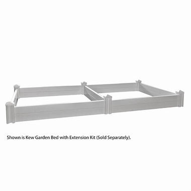 Kew Raised Garden Bed Extension Kit