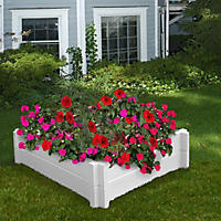 Huntington Vinyl Planter