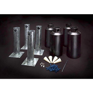 "Ashley's Arbors 3.5"" Surface Mounting Kit - 4 pc."