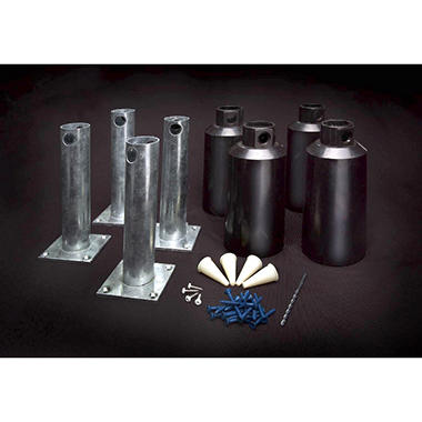 "Ashley's Arbors 4"" Surface Mounting Kit - 4 pc."