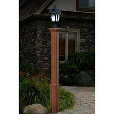 Trinity Lamp Post
