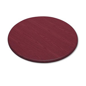 "Iceberg OfficeWorks 36"" Round Table Top, Select Color"